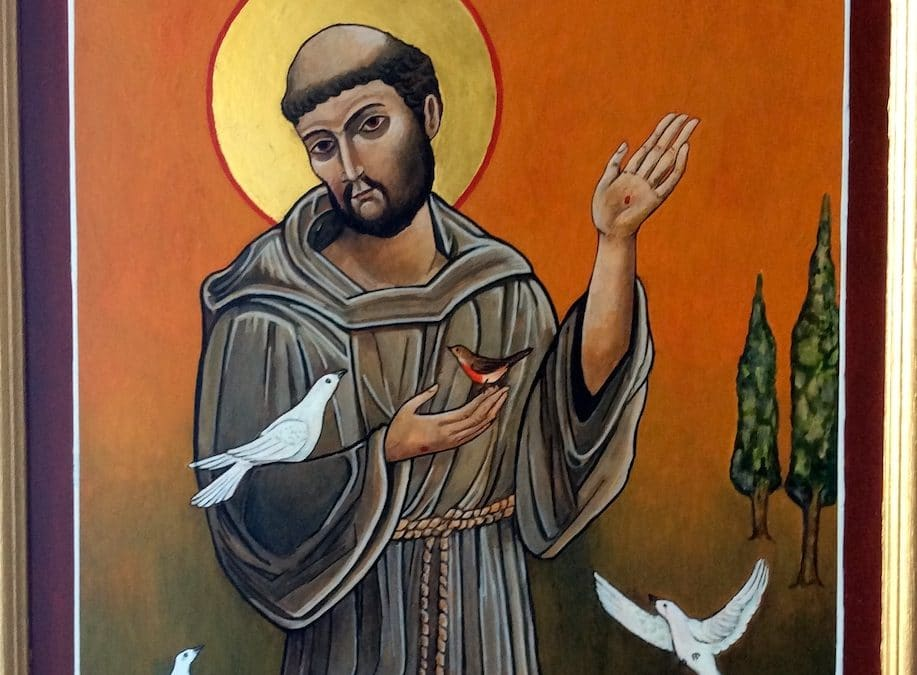 NEW: St. Francis